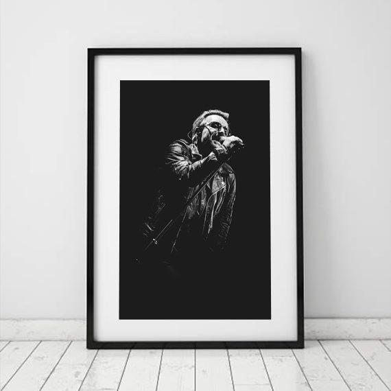 alessandro-bosio-foto-concerto-bono-u2-stampa-fotografica-fine-art