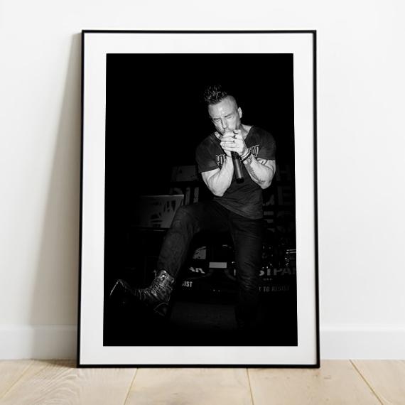 alessandro-bosio-concerto-live-music-dillinger-escape-plan-greg-puciato-black-and-white-print-stampa-fotografica-fine-art-cornice