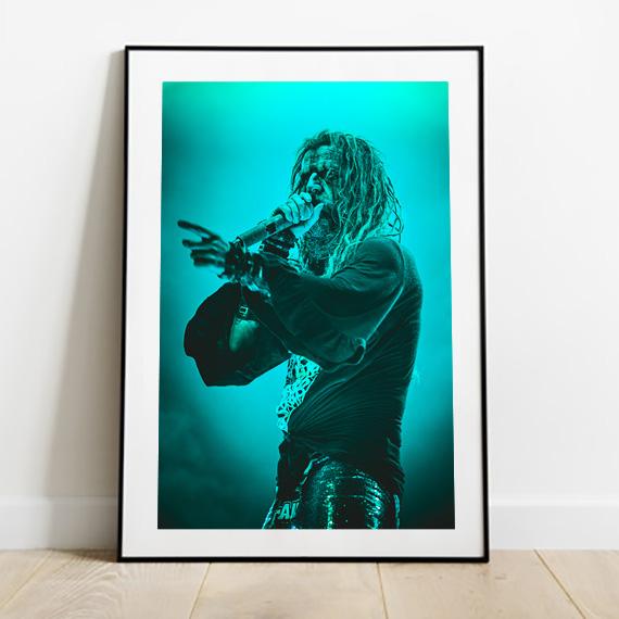 alessandro-bosio-concerto-live-music-rob-zombie-color-print-stampa-fotografica-fine-art-cornice