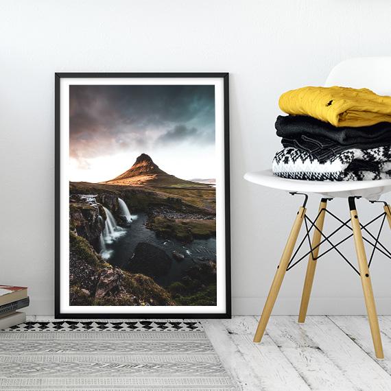 alessandro-bosio-travel-viaggi-reportage-kirkjufell-iceland-print-stampa-fotografica-fine-art-cornice